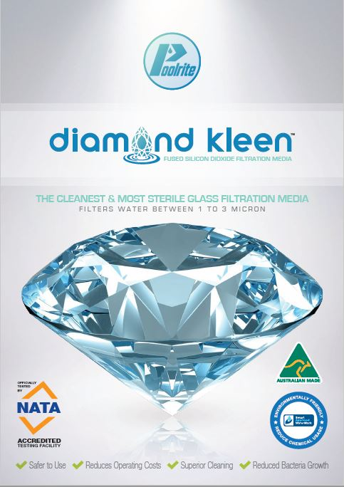 Diamond Kleen Pool Filter Media