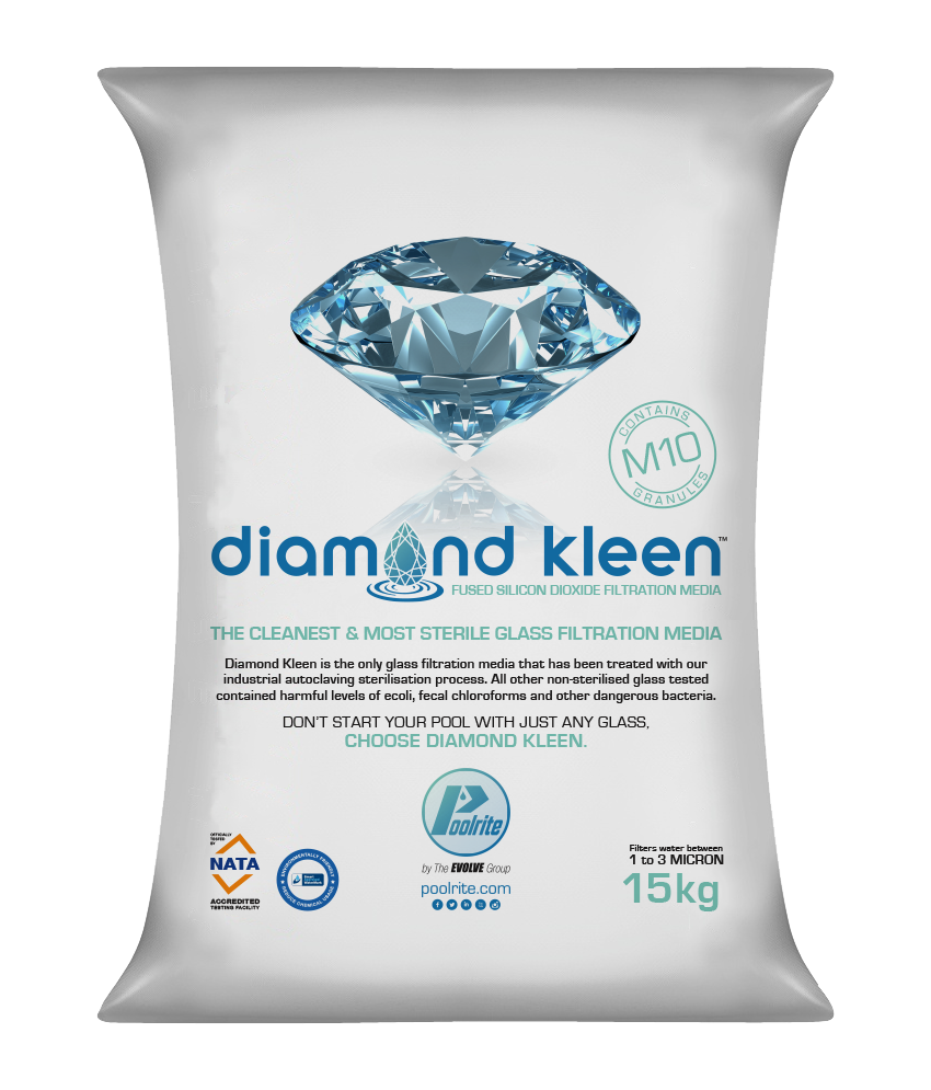 Diamond Kleen™ Pool Filter Media